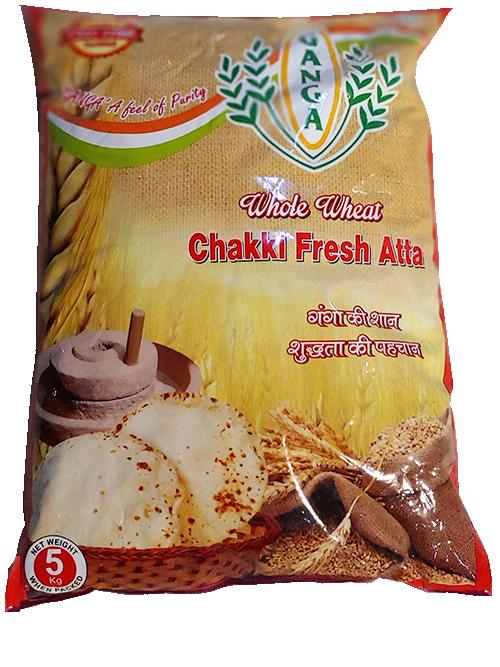 Chakki Fresh Atta 5Kg Pouch